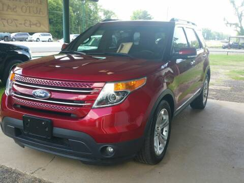 2015 Ford Explorer for sale at Doug Kramer Auto Sales in Longview TX
