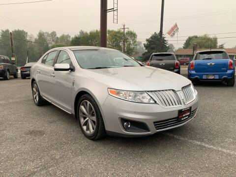 2009 Lincoln MKS for sale at LKL Motors in Puyallup WA