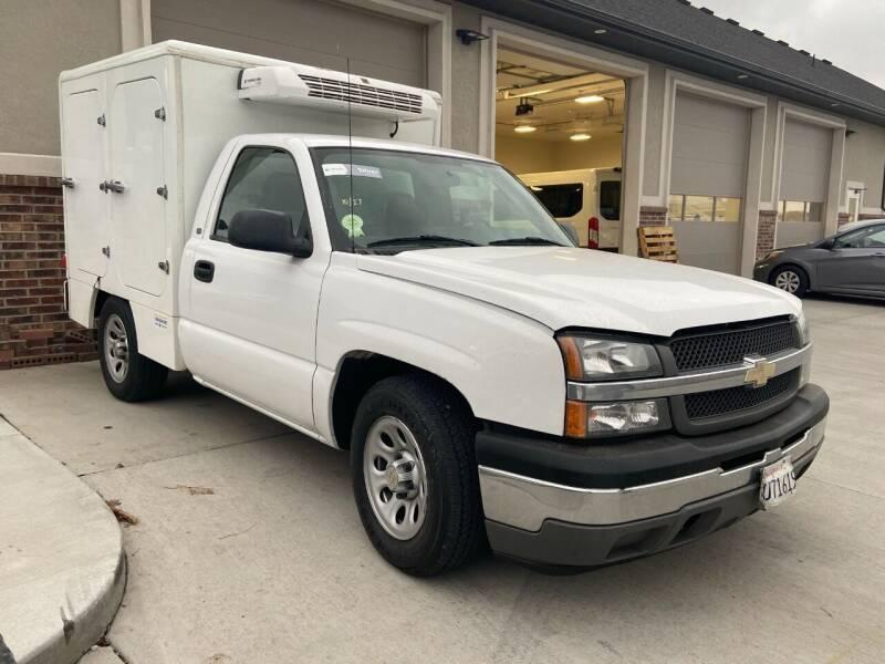 2005 Chevrolet Silverado 1500 for sale at Shamrock Group LLC #1 in Pleasant Grove UT