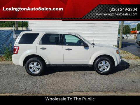 2011 Ford Escape for sale at LexingtonAutoSales.com in Lexington NC