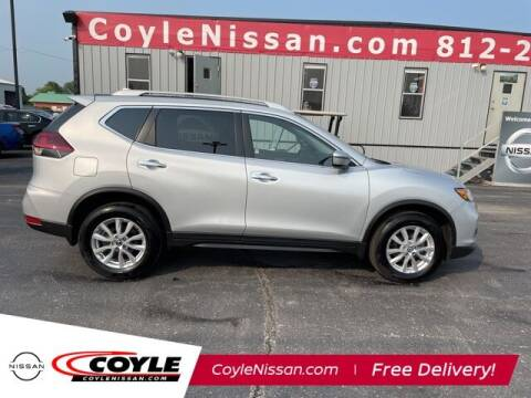 2019 Nissan Rogue for sale at COYLE GM - COYLE NISSAN - Coyle Nissan in Clarksville IN