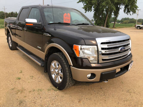 2013 Ford F-150 for sale at Drive Chevrolet Buick Rugby in Rugby ND