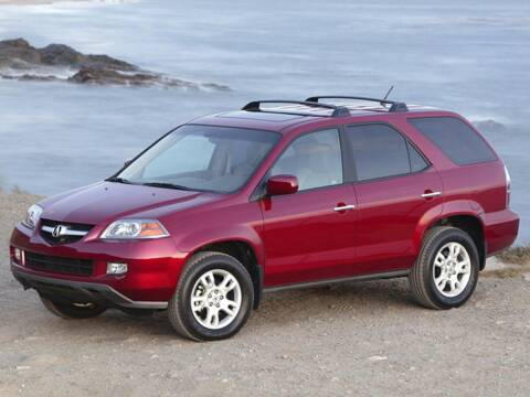2004 Acura MDX for sale at Sundance Chevrolet in Grand Ledge MI