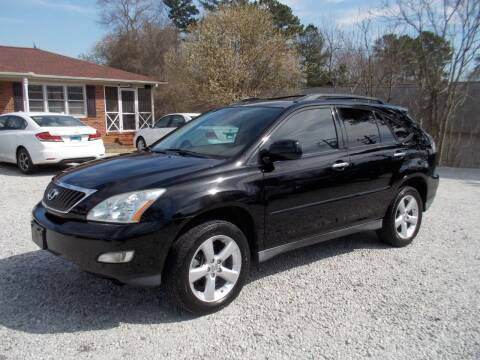 2008 Lexus RX 350 for sale at Carolina Auto Connection & Motorsports in Spartanburg SC