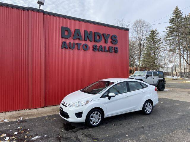 2013 Ford Fiesta for sale at Dandy's Auto Sales in Forest Lake MN