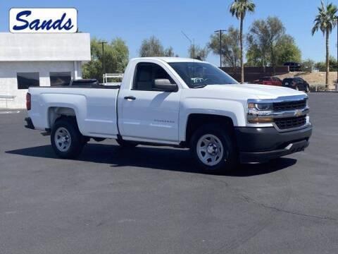 2017 Chevrolet Silverado 1500 for sale at Sands Chevrolet in Surprise AZ