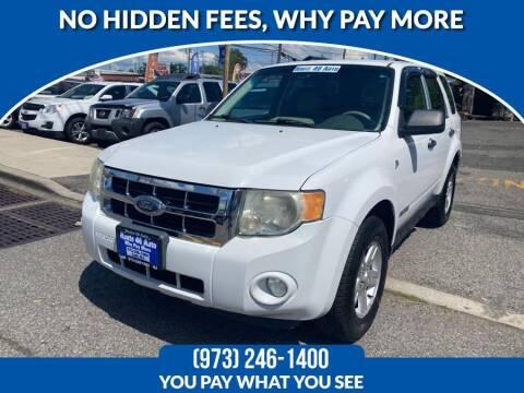 2008 Ford Escape Hybrid for sale at Route 46 Auto Sales Inc in Lodi NJ