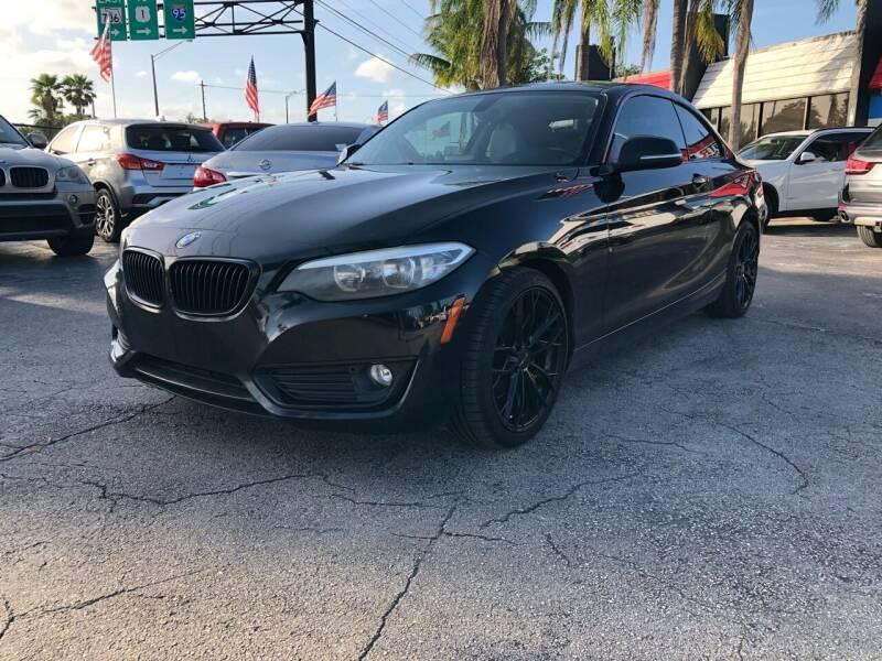 2014 BMW 2 Series for sale at Gtr Motors in Fort Lauderdale FL