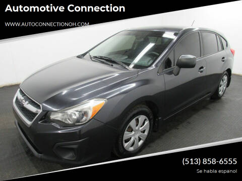 2012 Subaru Impreza for sale at Automotive Connection in Fairfield OH