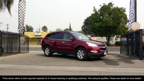 2010 Chevrolet Traverse for sale at Westland Auto Sales in Fresno CA