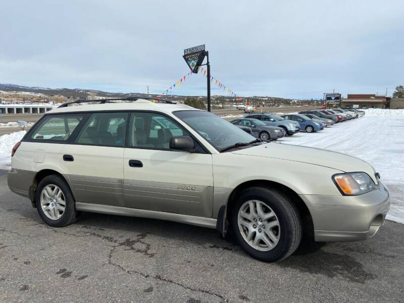 2004 Subaru Outback for sale at Skyway Auto INC in Durango CO