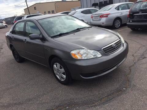 2007 Toyota Corolla for sale at STATEWIDE AUTOMOTIVE LLC in Englewood CO