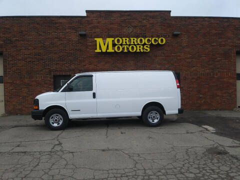 2006 GMC Savana Cargo for sale at Morrocco Motors in Erie PA