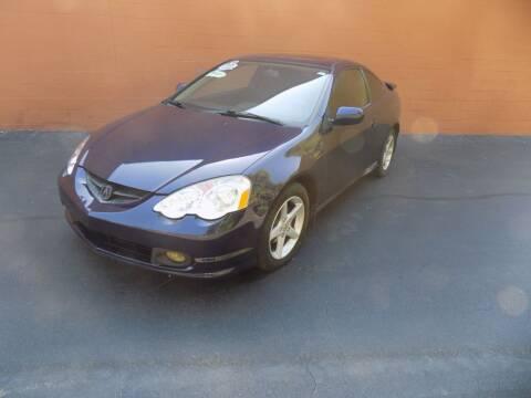 2002 Acura RSX for sale at S.S. Motors LLC in Dallas GA