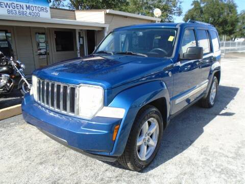 2009 Jeep Liberty for sale at New Gen Motors in Lakeland FL