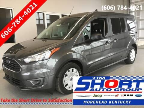 2020 Ford Transit Connect Wagon for sale at Tim Short Chrysler in Morehead KY