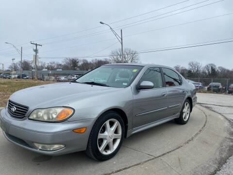2003 Infiniti I35 for sale at Xtreme Auto Mart LLC in Kansas City MO