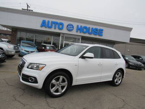 2011 Audi Q5 for sale at Auto House Motors in Downers Grove IL