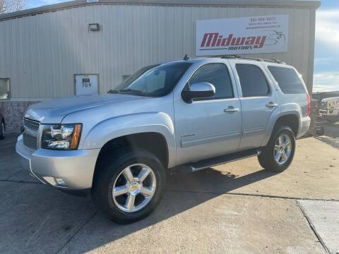 2010 Chevrolet Tahoe for sale at Midway Motors in Conway AR