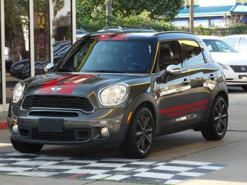 2011 MINI Cooper Countryman for sale at Drive Town in Houston TX
