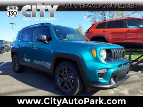 2021 Jeep Renegade for sale at City Auto Park in Burlington NJ