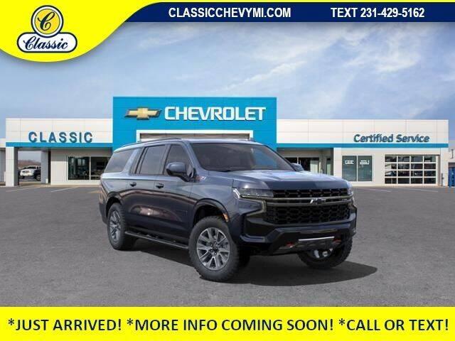2021 Chevrolet Suburban for sale in Lake City, MI
