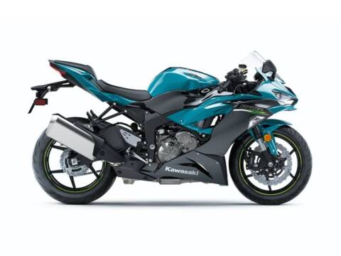 2021 Kawasaki Ninja ZX-6R for sale at Southeast Sales Powersports in Milwaukee WI