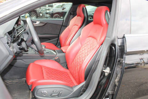 2018 Audi S5 Sportback for sale at MIKEY AUTO INC in Hollis NY