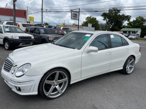 2008 Mercedes-Benz E-Class for sale at Diana Rico LLC in Dalton GA