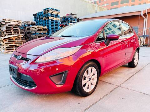 2011 Ford Fiesta for sale at 1NCE DRIVEN in Easton PA