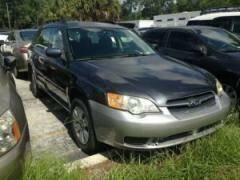 2009 Subaru Outback for sale at Popular Imports Auto Sales in Gainesville FL