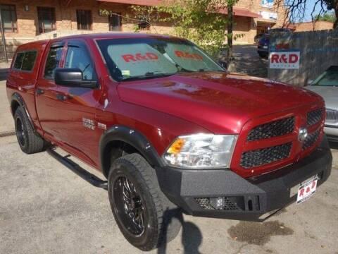 2014 RAM Ram Pickup 1500 for sale at R & D Motors in Austin TX