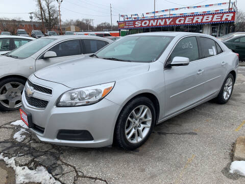 2013 Chevrolet Malibu for sale at Sonny Gerber Auto Sales 4519 Cuming St. in Omaha NE