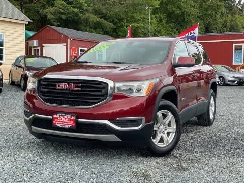 2017 GMC Acadia for sale at A&M Auto Sale in Edgewood MD
