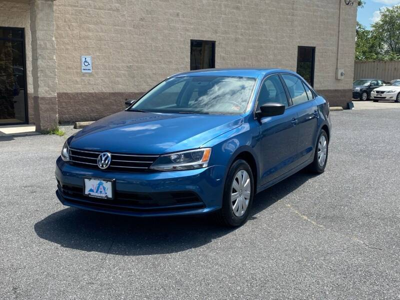 2016 Volkswagen Jetta for sale at Va Auto Sales in Harrisonburg VA