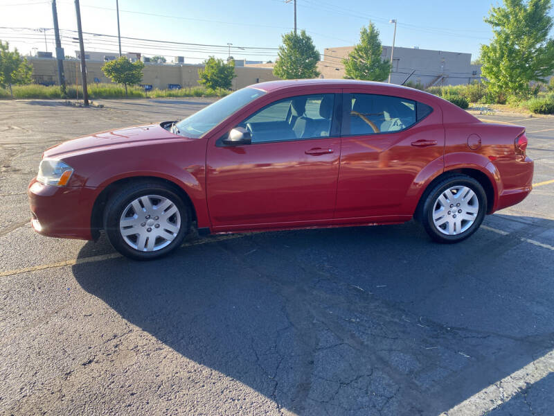 2014 Dodge Avenger for sale at R n B Cars Inc. in Denver CO
