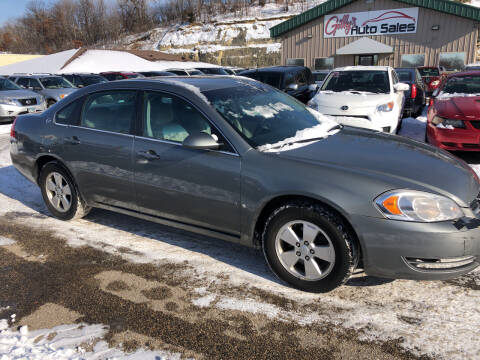 2007 Chevrolet Impala for sale at Gilly's Auto Sales in Rochester MN