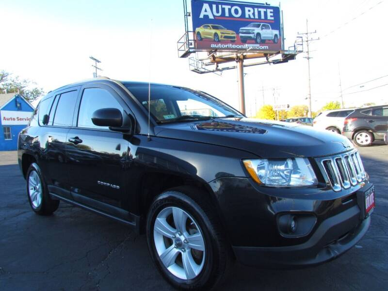 2011 Jeep Compass for sale at Auto Rite in Cleveland OH