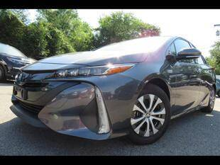 2020 Toyota Prius Prime for sale at Rockland Automall - Rockland Motors in West Nyack NY