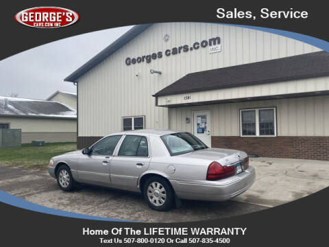 2004 Mercury Grand Marquis for sale at GEORGE'S CARS.COM INC in Waseca MN