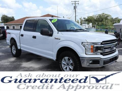 2019 Ford F-150 for sale at Universal Auto Sales in Plant City FL