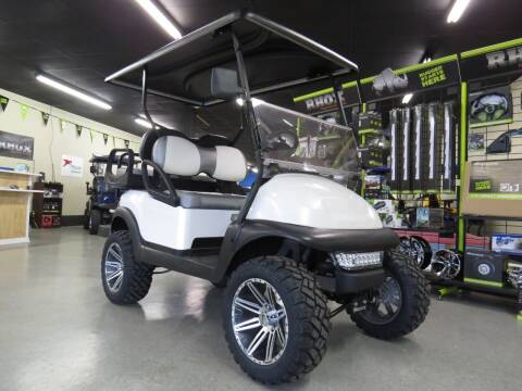 2017 Club Car Precedent for sale at 70 East Custom Carts Atlantic Beach in Atlantic Beach NC