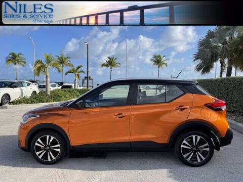 2018 Nissan Kicks for sale at Niles Sales and Service in Key West FL