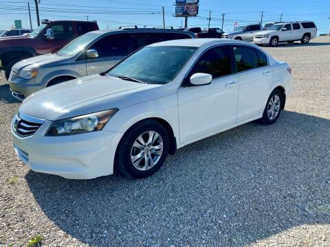 2012 Honda Accord for sale at Wildcat Used Cars in Somerset KY