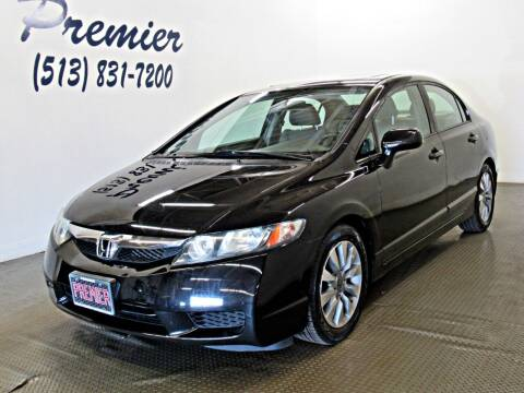 2011 Honda Civic for sale at Premier Automotive Group in Milford OH