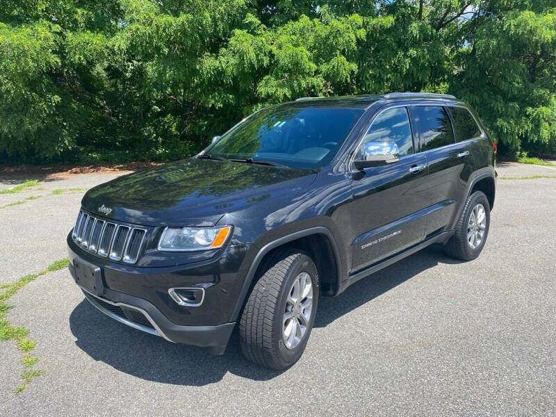 2015 Jeep Grand Cherokee for sale at Westford Auto Sales in Westford MA