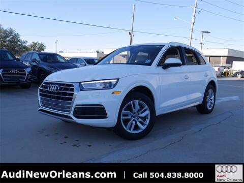 2020 Audi Q5 for sale at Metairie Preowned Superstore in Metairie LA