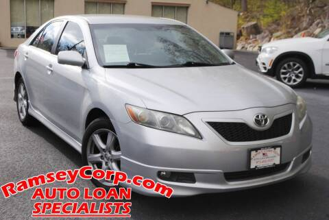2007 Toyota Camry for sale at Ramsey Corp. in West Milford NJ