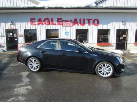 2013 Cadillac CTS for sale at Eagle Auto Center in Seneca Falls NY
