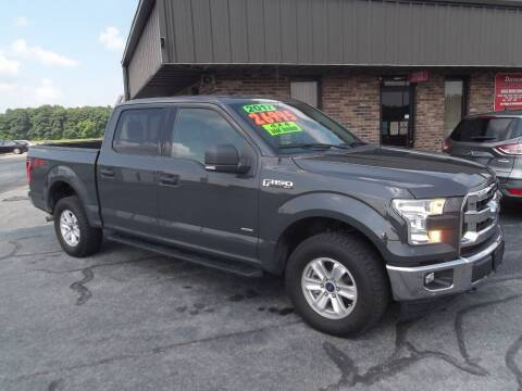 2017 Ford F-150 for sale at Dietsch Sales & Svc Inc in Edgerton OH
